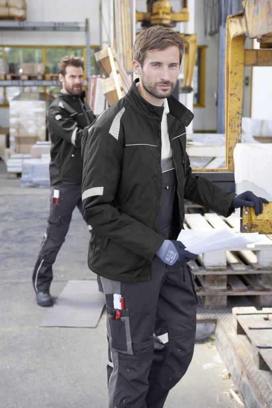 boco Winterjacke im passenden Look zur Workwear