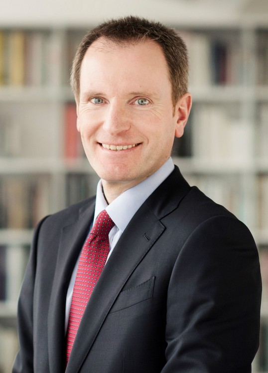 CEO Thomas Schmidt