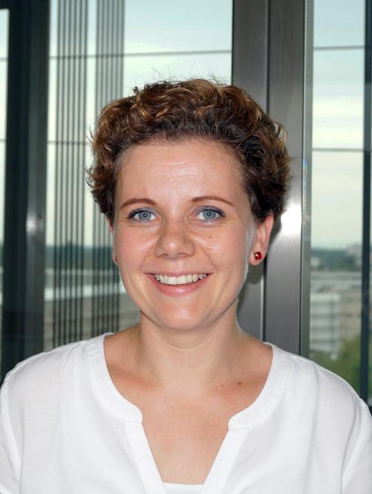 HACCP Expertin Dominique Frühauf