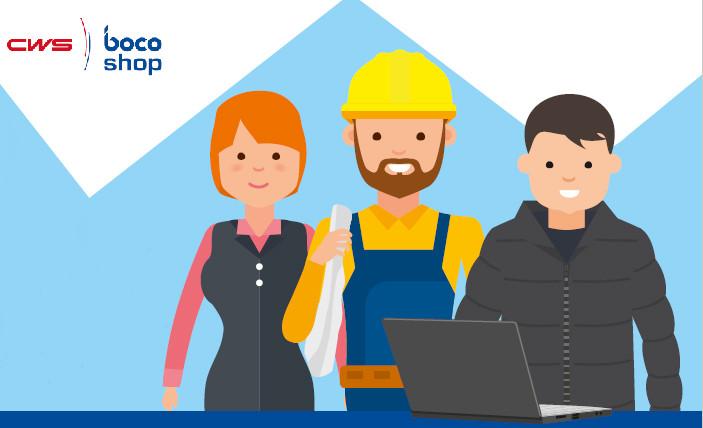 CWS-boco Shop Angebote Dezember 2018