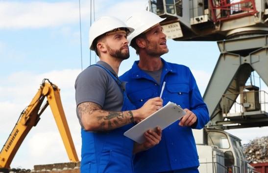 Zertifizierter Arbeitsschutz bei CWS-boco
