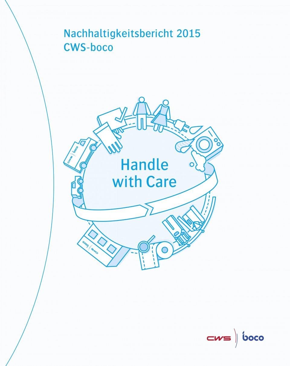 CWS-boco Nachhaltigkeitsbericht 2015