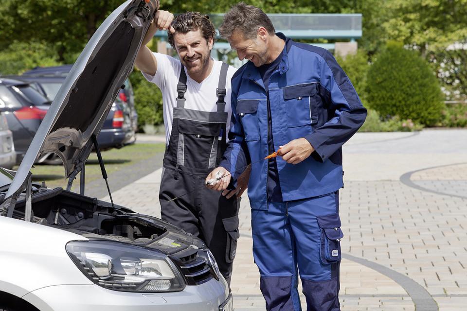 CWS-boco Workwear Automotive KFZ Service
