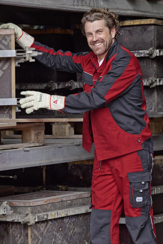 CWS-boco Neue Handwerkerumfrage zu Wertschätzung und Berufskleidung