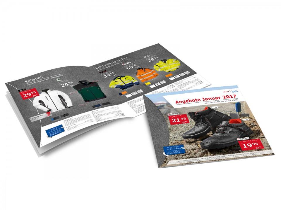 CWS-boco Shop Katalog mit interessanten Angeboten
