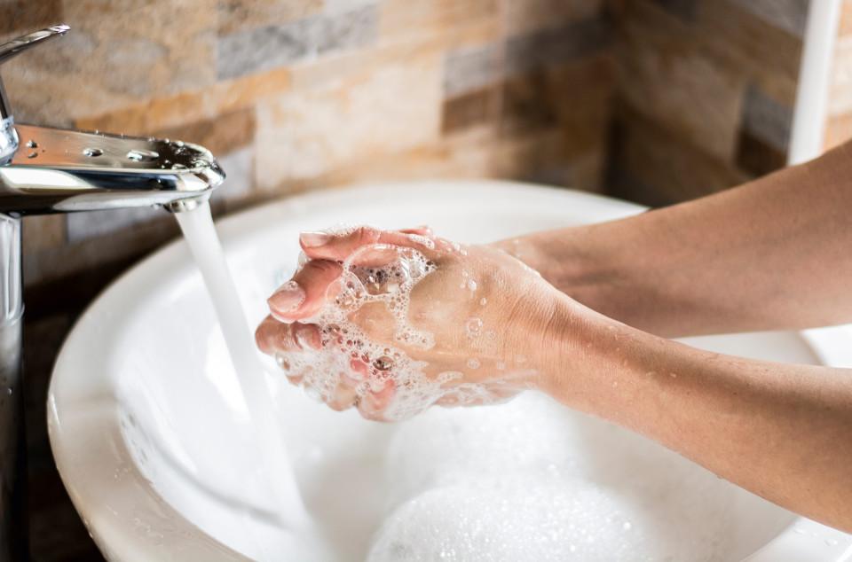 CWS Händewaschen