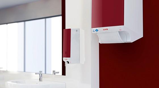 Waschraumhygiene von CWS