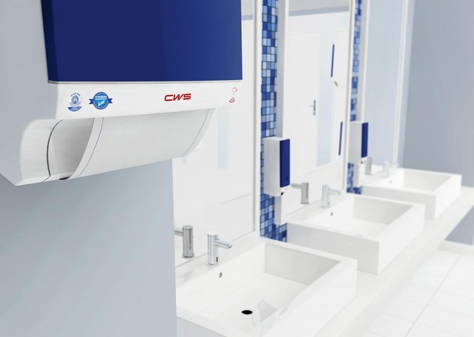 CWS Waschraum