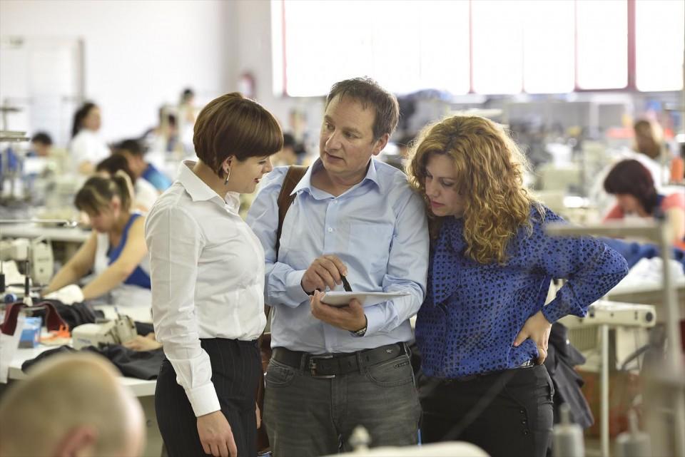 Dirk Baykal von CWS-boco SCM ist für die Überprüfung der Lieferkette verantwortlich.