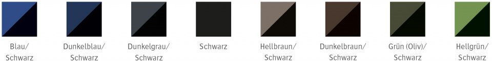 Marvik Arbeitskleidung Farbvarianten