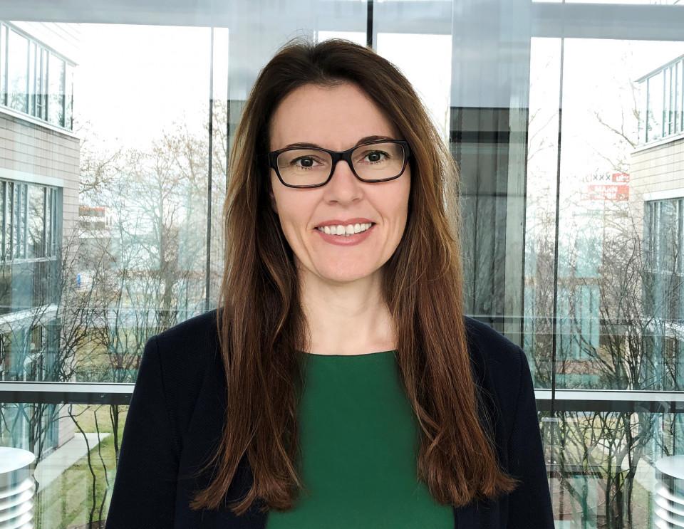 Textilexperten Anja Hegenbart Wahlen von CWS-boco