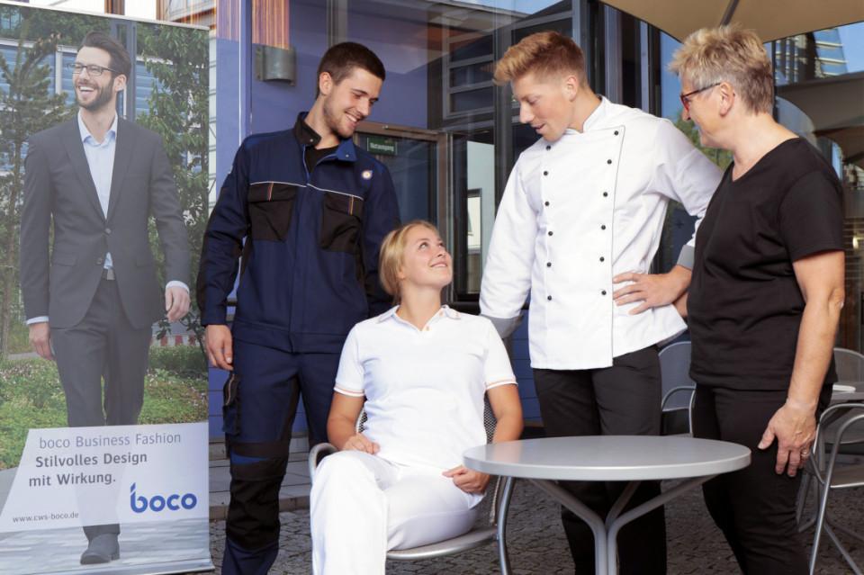 boco Arbeitskleidung für Worldskills 2017