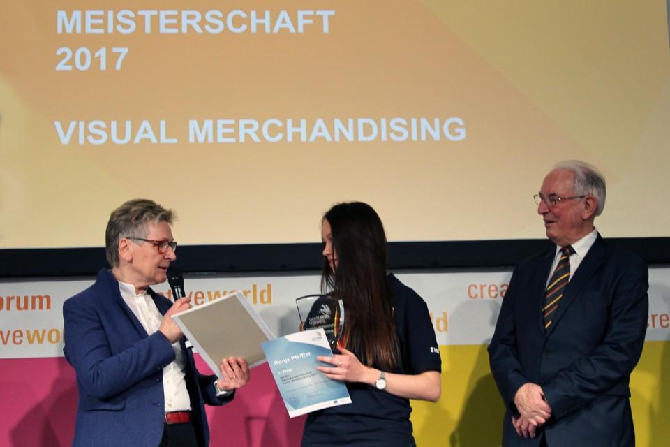 Deutsche Meisterschaft 2017 Visual Merchandising