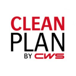 Logo Clean Plan by CWS